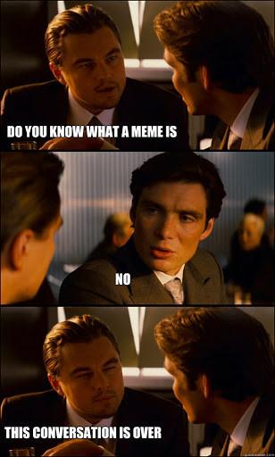 funny conversation meme leonardo