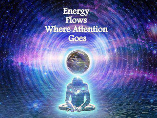 Energy flows where Attention goes!