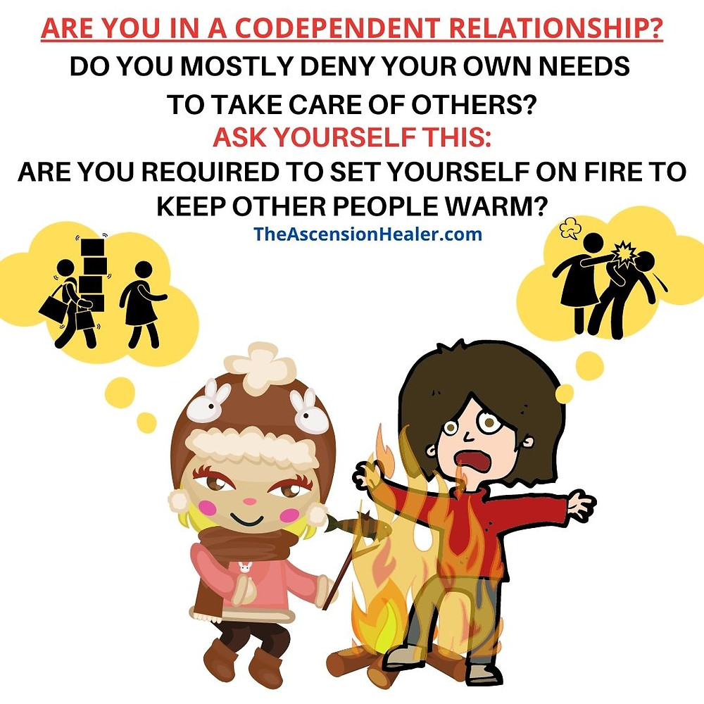 are you in a codependent relationship