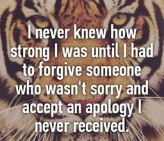 Forgiveness - Stop Carrying Extra Burden