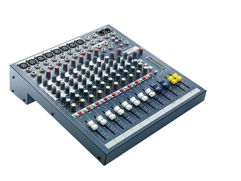 Soundcraft EPM8 8ch Analogue Mixer