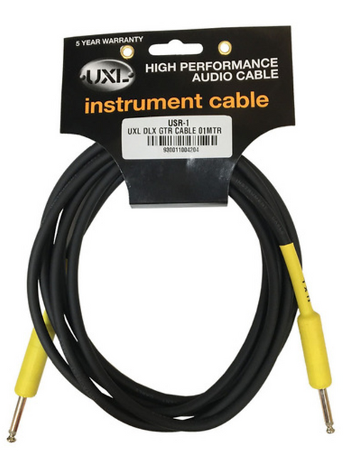 7m Deluxe Guitar Cable