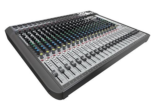 Soundcraft Signature 22 Mixer w/ USB Multitrack
