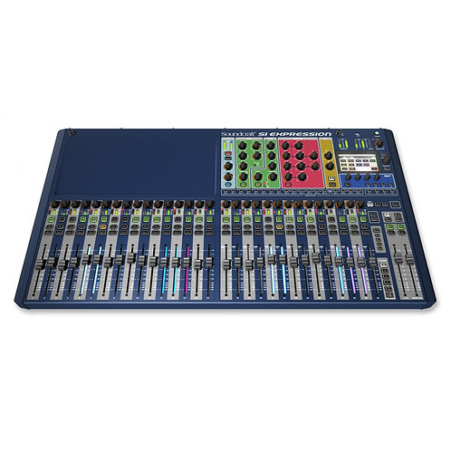 Soundcraft SI Expression 3 Mixing Console