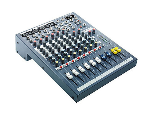 Soundcraft EPM6 6ch Analogue Mixer