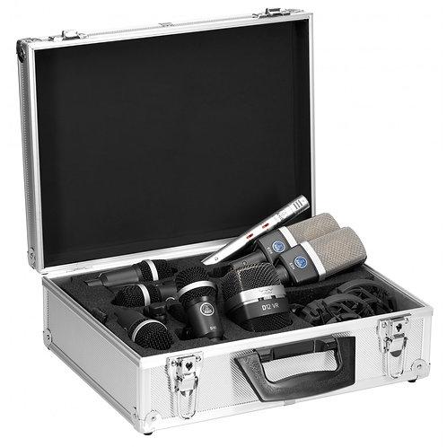 AKG Premium Drum Mic Pack