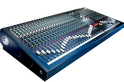 Soundcraft LX7ii 16ch Mixing Console