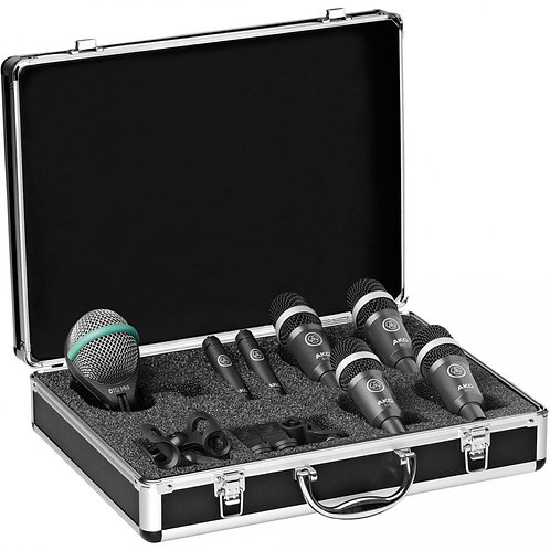 AKG Drum Set Concert Mic Pack