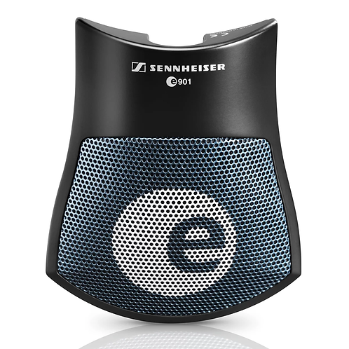 Sennheiser e901 Half-Cardioid Condenser Boundary Plate Microphone for Kick Drum