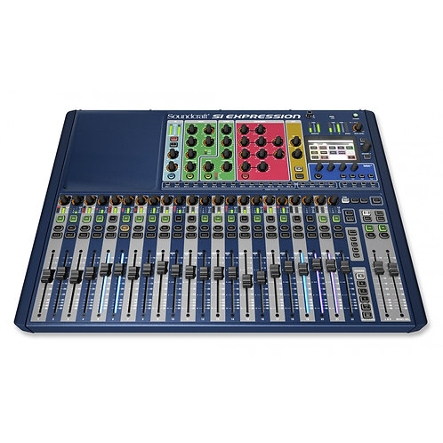 Soundcraft SI Expression 2 Mixing Console