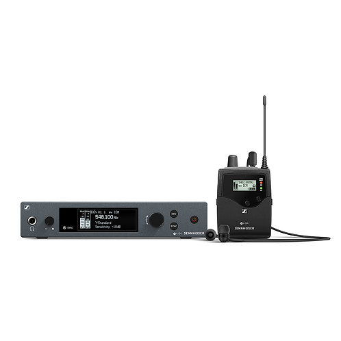 Sennheiser EW IEM G4 In-Ear Wireless Monitoring System