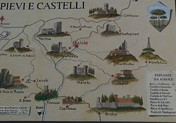 Holiday Apartments in Chianti