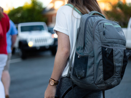 What Your Child's Backpack Is Doing to Their Spine!