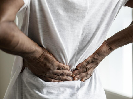 Why Does My Lower Back Hurt?