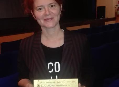 Consegnato il Premio Tuttoteatro.com Miglior Teaser a Himalaya_drumming di Maura Costantini e Chiara