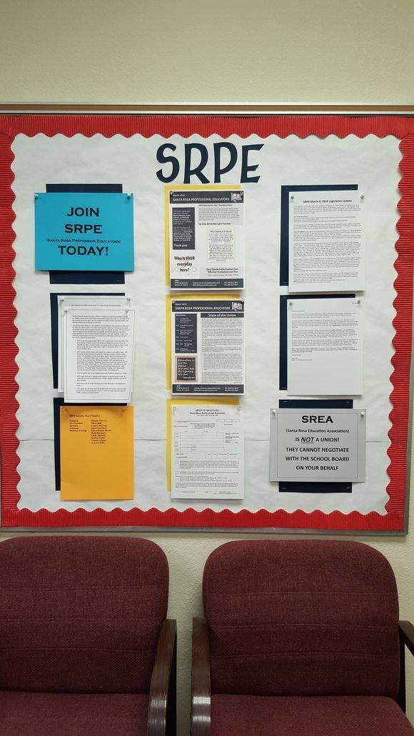 SRPE bulletin board 201516-1