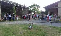 lieu pour stages, réunions familiales ou amicales, 18 personnes, à la campagne en midi-pyrénées