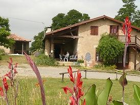 lieu pour stages, gîte de groupe 18 personnes à la campagne en Midi-Pyrénées