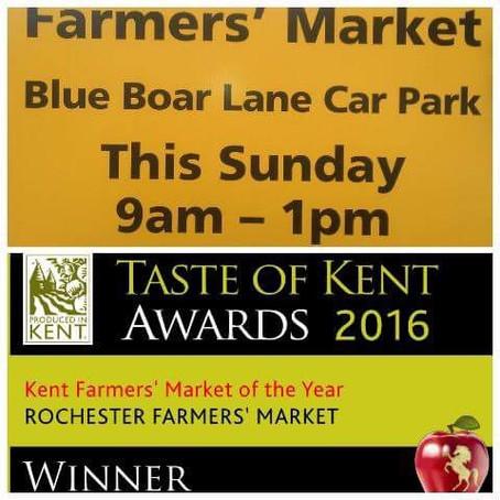 Rochester farmers market 18/07/21