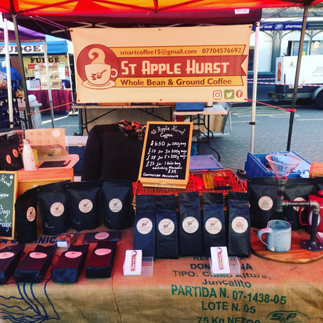 Fantastic Sunday Farmers Market.