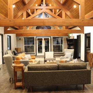 Coeur Assessment Center Residential Home Living Room