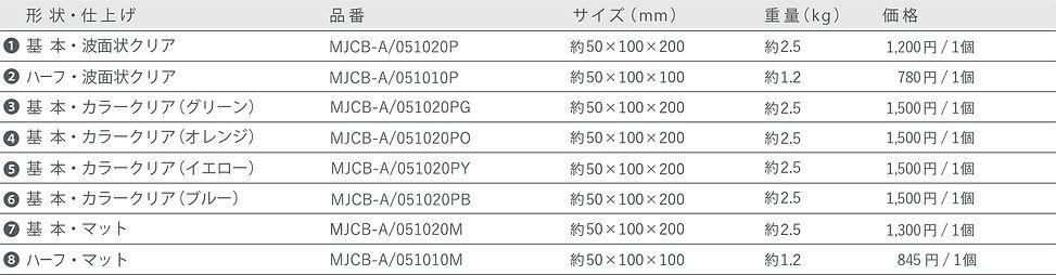 price list_A type.jpg