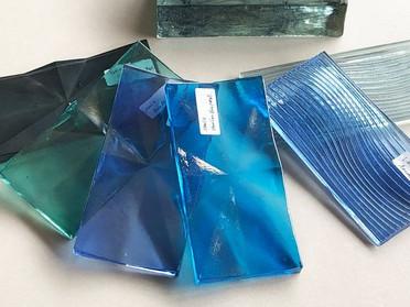 折り紙ガラス?