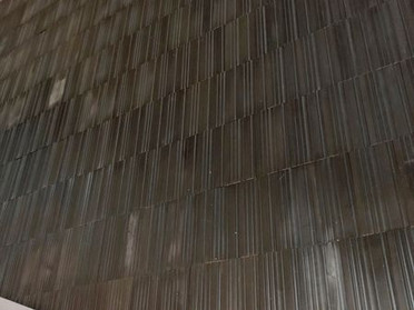 削りだしタイル(ムーンブラック/大理石)