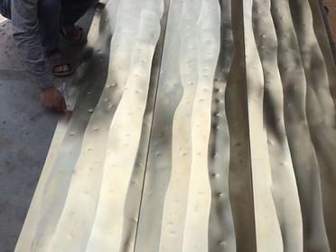 装飾板金加工