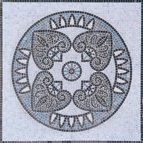 大理石モザイク デザインシート