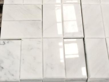 大理石のサブウェイタイル