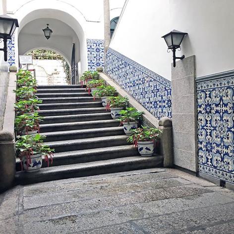 ポルトガルアズレージョタイル