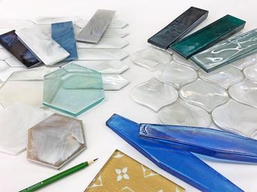 ガラス建材(鋳込みガラス篇-4)