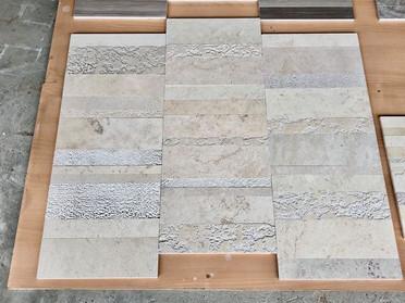 オリジナル大理石壁パターン