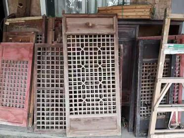 古木材市場