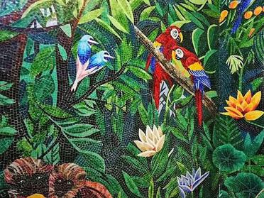 ルソーの熱帯植物園!?