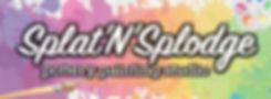Splat n Splodge banner