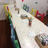 Pottry painting parties