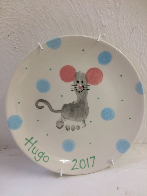 Coupe side plate 20.3cm