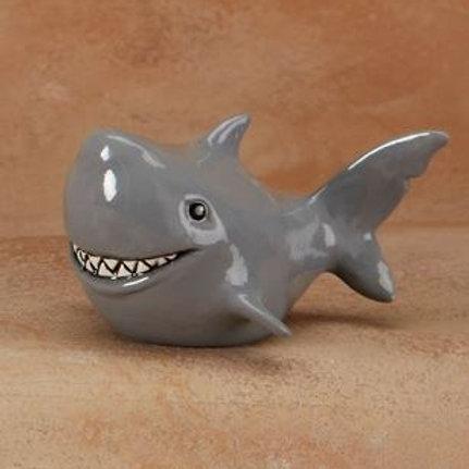 Shark fun figurine