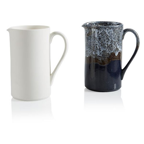 Straight sided pitcher