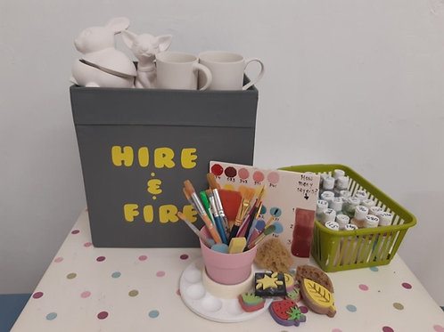 Hire & Fire kit