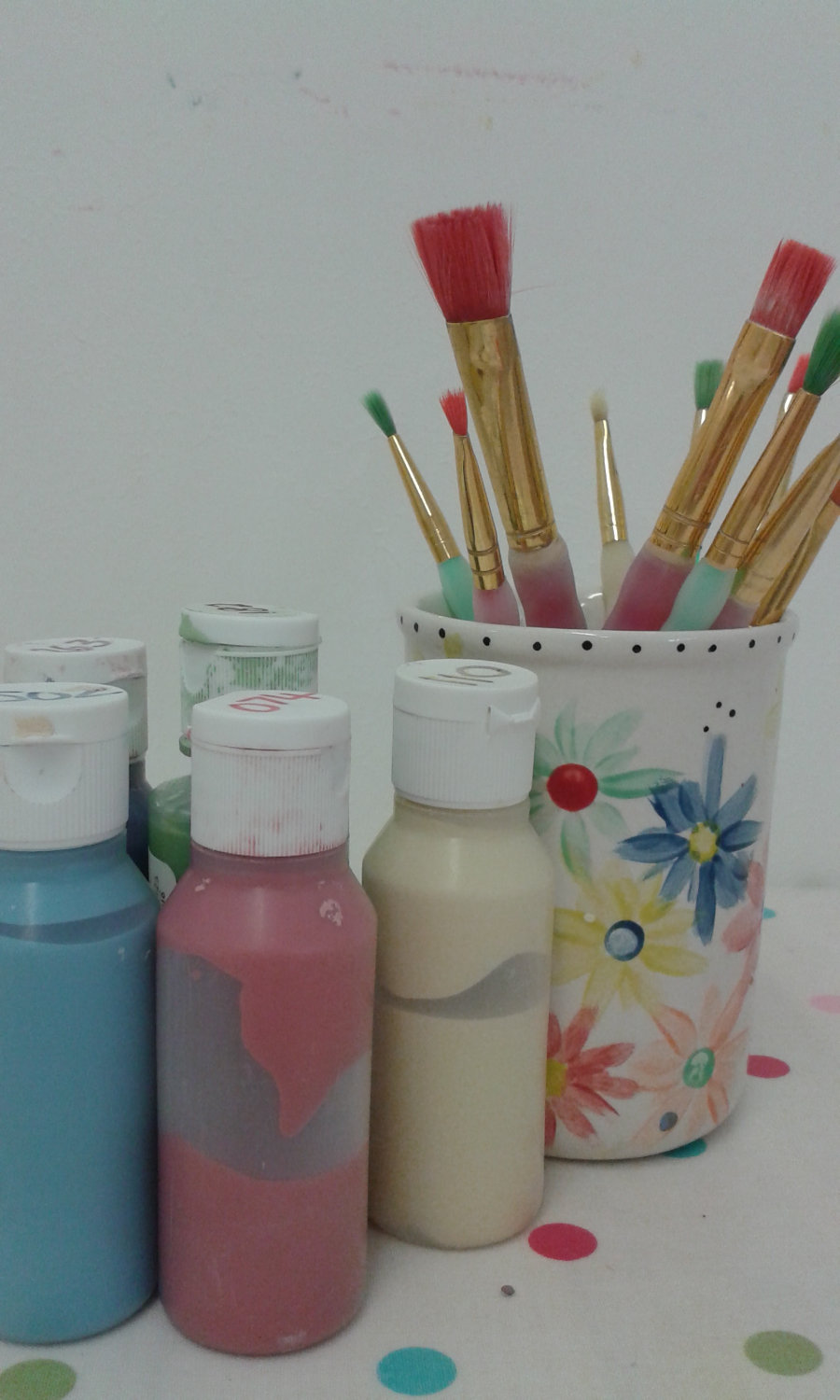 Pottery Painting.Table upto 4 people