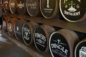 Information on the new Irish Distilleries