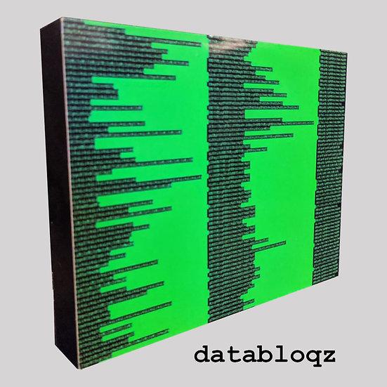 HEIST Exhibition 'databloqz'