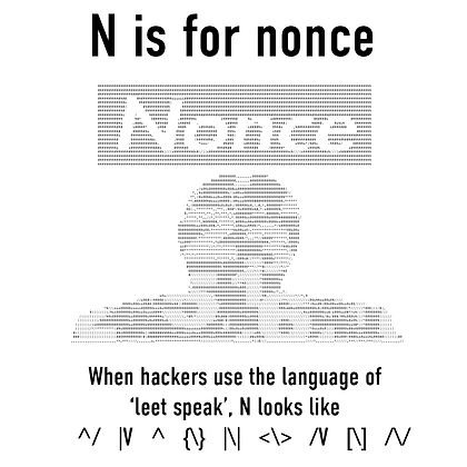 n is for nonce.jpg