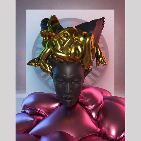 HEIST Exhibition Artwork by Paola Vertemati