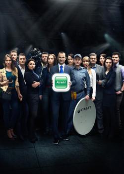 Viasat komanda