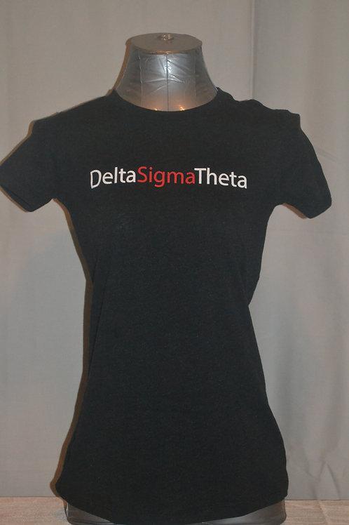 DeltaSigmaTheta Baby Tee