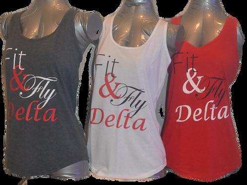 Fit & Fly Delta tank